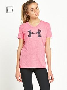 under-armour-v-neck-t-shirt