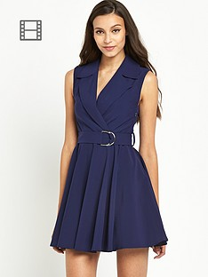 tfnc-harley-collar-skater-dress