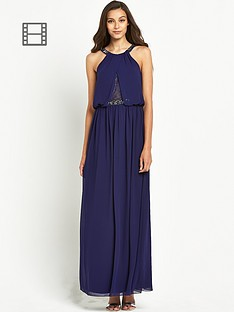 little-mistress-embellished-neck-halter-maxi-dress
