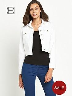 miss-selfridge-distressed-denim-jacket