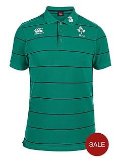 canterbury-ireland-rugby-cotton-training-short-sleeve-polo