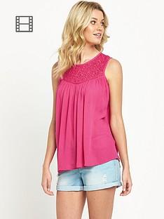 south-crochet-neck-swing-vest-top