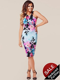 jessica-wright-antonia-floral-dress