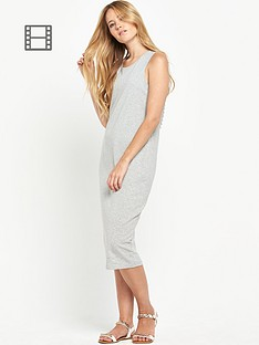 miss-selfridge-macrame-back-midi-dress