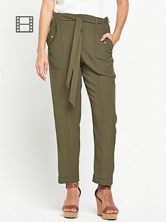 miss-selfridge-utility-trousers
