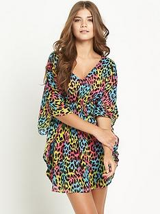 resort-animal-print-kaftan