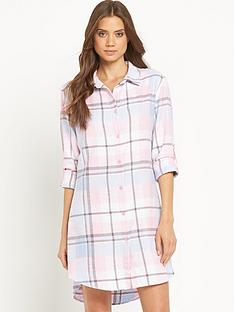 sorbet-woven-button-through-nightshirt