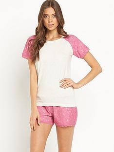 sorbet-lace-shorts-set