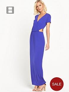 miss-selfridge-wrap-front-maxi-dress