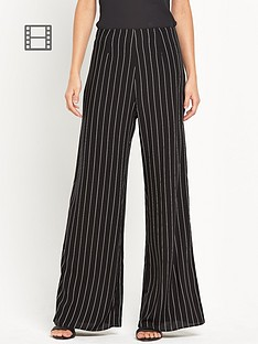 miss-selfridge-striped-wide-leg-trousers