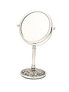 danielle-creations-185cm-crackle-base-vanity-mirror-chrome