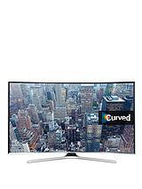 UE40J6300AKXXU 40 inch Curved Full HD, Freeview, Smart TV - Black