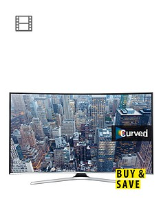 samsung-ue40j6300akxxu-40-inch-curved-full-hd-freeview-smart-tv-black