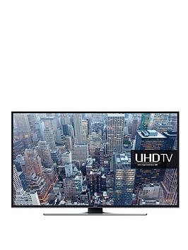 Samsung UE40JU6400KXXU 40 inch, Freeview HD, Ultra HD 4K Smart TV - Black