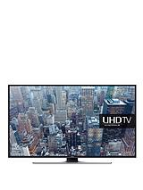 UE65JU6400KXXU 65 inch Ultra HD 4K, Freeview HD, Smart TV - Black