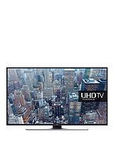 UE65JU6400KXXU 65 inch Ultra HD 4K, Freeview HD, Smart TV - Black
