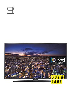 samsung-ue40ju6500kxxu-40-inch-curved-uhd-4k-freeview-hd-smart-tv-black