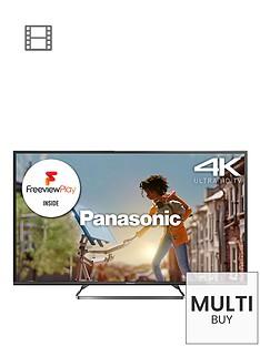 panasonic-viera-tx-50cx680b-50-inch-4k-ultra-hd-freeview-hd-led-smart-tv-with-built-in-wi-fi-black