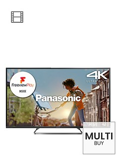 panasonic-viera-tx-55cx680b-55-inch-4k-ultra-hd-freeview-hd-led-smart-tv-with-built-in-wi-fi-black