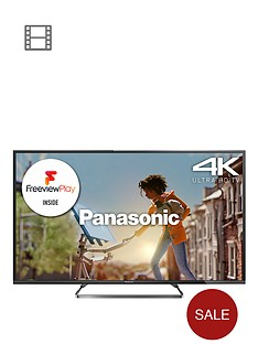 panasonic-viera-tx-55cx680b-55-inch-4k-ultra-hd-freeview-hd-with-freeview-play-led-smart-tv-built-in-wi-fi-black