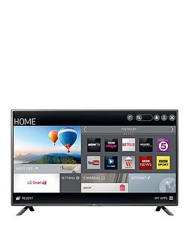 Lg 42Lf580V 42 Inch Smart Full Hd Freeview Hd Led Tv - Black