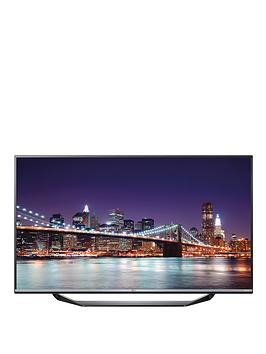 Lg 43Uf770V 43 Inch Freeview Hd Led Smart 4K Ultra Hd Tv - Black