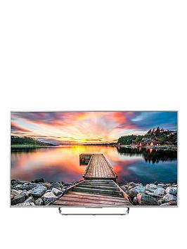 Sony Kdl65W857Csu 65 Inch Smart 3D, Full Hd, Freeview Hd, Led Android Tv - Silver