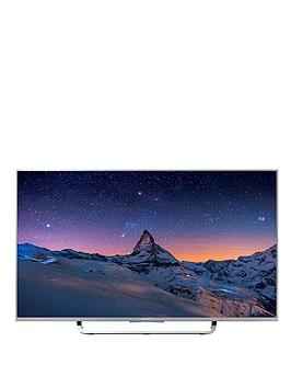 Sony Kd43X8307Csu 43 Inch Smart 4K, Ultra Hd, Freeview Hd, Led Android Tv - Silver