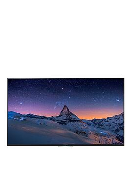 Sony Kd49X8305Cbu 49 Inch Smart 4K, Ultra Hd, Freeview Hd, Led Android Tv - Black