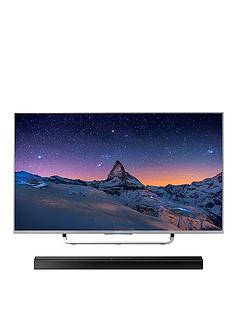 sony-kd49x8307csu-49-inch-smart-4k-uhd-freeview-hd-led-android-tv-with-ht-ct80-bluetooth-soundbar