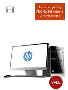hp-110-550nam-intelreg-coretrade-i5-processor-8gb-ram-1tb-hard-drive-wi-fi-20-inch-monitor-desktop-bundle-and-optional-microsoft-office-365-personal-black