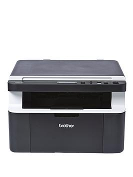 brother dcp 1612w mono alio laser printer with wi fi black white. Black Bedroom Furniture Sets. Home Design Ideas