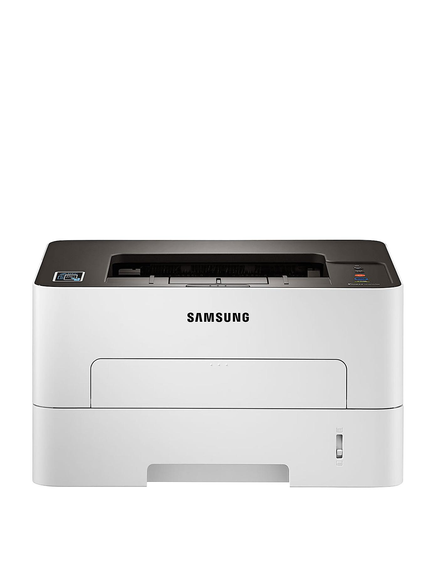 Samsung Xpress M2835DW Duplex Mono Laser Printer with Network, Wireless & NFC