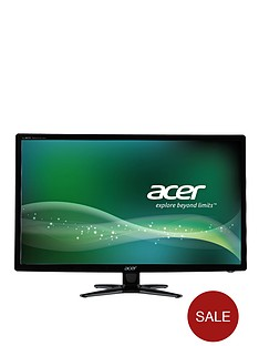 acer-g246hl-24-inch-gaming-monitor-169-fhd-2ms-100m1-acm-250nits-tn-led-dvi-hdmi-gloss-black