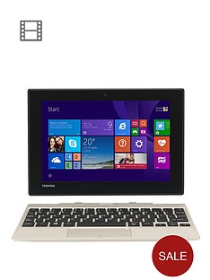 toshiba-click-mini-l9w-b-100-intelreg-atomtrade-processor-2gb-ram-32gb-solid-state-drive-storage-89-inch-full-hd-touchscreen-2-in-1-laptop-silver