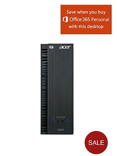 acer-aspire-xc-705-intelreg-coretrade-i3-processor-8gb-ram-2tb-storage-desktop-base-unit-with-optional-microsoft-office-365-personal-black
