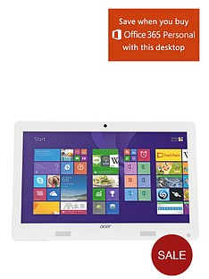acer-aspire-zc-606-intelreg-pentiumreg-processor-4gb-ram-1tb-storage-195-inch-all-in-one-desktop-with-optional-microsoft-office-365-personal-white