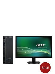 acer-aspire-xc-705-intelreg-coretrade-i5-processor-10gb-ram-2tb-storage-nvidia-gt-705-1gb-dedicated-graphics-desktop-bundle-with-194-or-24-inch-monitor-black