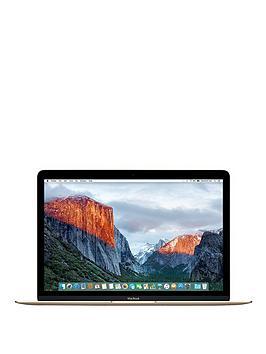 apple-macbook-12quot-intelreg-coretrade-m3-8gb-ram-256gb-flash-storage-with-optional-ms-office-365-home-gold