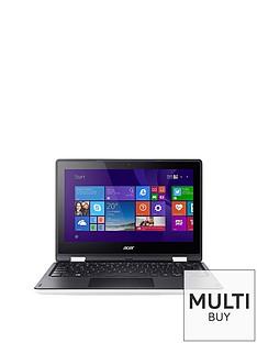 acer-r3-131t-intelreg-celeronreg-processor-4gb-ram-500gb-hard-drive-116-inch-touchscreen-2-in-1-laptop-with-optional-microsoft-office-365-white