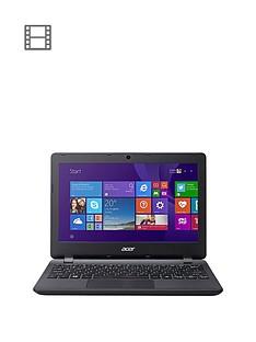 acer-es1-131-intelreg-celeronreg-processor-2gb-ram-32gb-storage-116-inch-laptop-with-optional-microsoft-office-365-personal-black