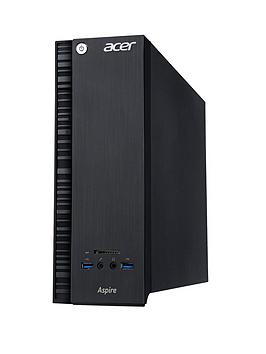 acer-aspire-xc-705-intelreg-coretrade-i5-processor-8gb-ram-1tb-hdd-storage-nvidia-gt705-1gb-dedicated-graphics-desktop-base-unit-with-optional-microsoft-office-365-personal--black