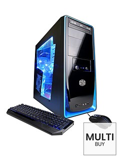cyberpower-squadron-elite-gaming-pc-intelreg-coretrade-i3-processor-8gb-ram-2tb-hdd-storage-desktop-base-unit-nvidiareg-gt-750ti-2gb-and-optional-microsoft-office-365-personal-blackblue