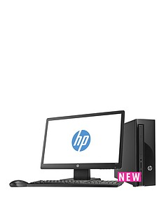 hp-slimline-450-a20nam-intelreg-pentiumreg-processor-4gb-ram-1tb-hdd-storage-20-inch-monitor-desktop-bundle-with-optional-microsoft-office-365-personal-dotted-black