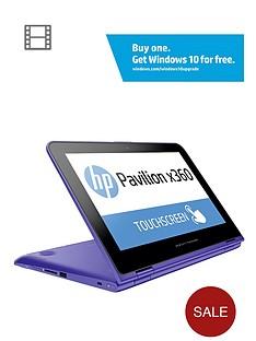 hp-pavilion-x360-11-k006na-intelreg-celeronreg-processor-4gb-ram-500gb-storage-intelreg-hd-graphics-116-inch-touchscreen-2-in-1-laptop-with-optional-microsoft-office-personal-365-purple