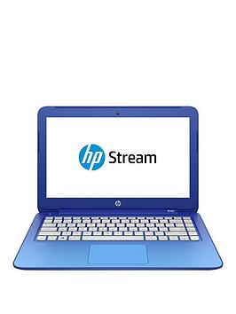HP Stream 11-d015na Intel® Celeron® Processor, 2Gb RAM, 32Gb Storage, 11.6 inch Laptop - Laptop with Microsoft Office Personal 365