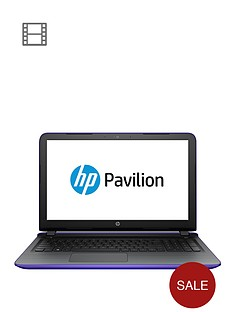 hp-pavilion-15-ab076na-amd-a8-processor-8gb-ram-1tb-storage-156-inch-laptop-amd-r7m360-2gb-with-optional-microsoft-office-365-personal-purple