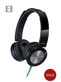 panasonic-rp-hxs400e-k-on-ear-headphones
