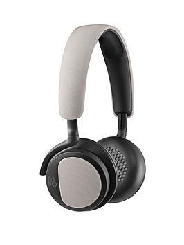 B&O Play H2 Headphones - Silver Cloud