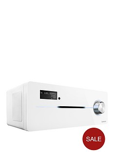lenco-bt-9000-21-audio-system-with-bluetoothtrade-dab-nfc-and-cd-white